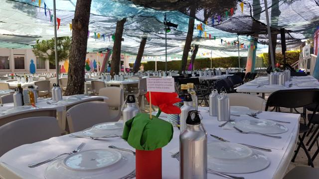 Sardinhada gratuita para mais de 600 pessoas