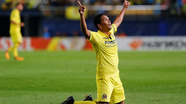 Carlos Bacca terá dito 'não' ao Sporting