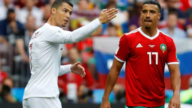 [1-0] Portugal-Marrocos: Fonte perto de dilatar a vantagem