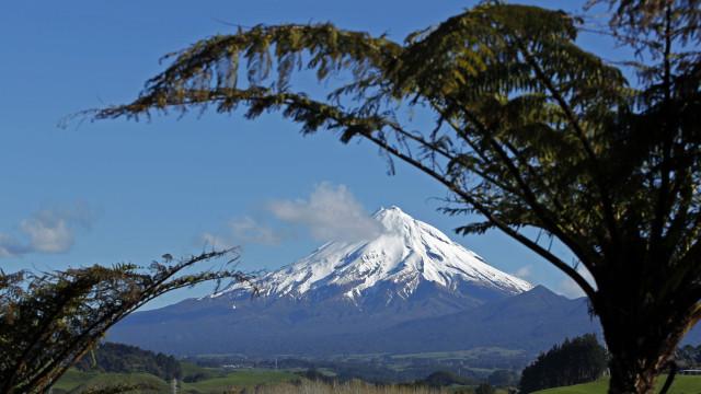 Quase 500 anos depois, vulcão da Taranaki prestes a entrar em erupção