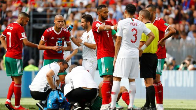 """Lineker atento ao Portugal-Marrocos: """"Vejo que Pepe ainda é um idiota"""""""