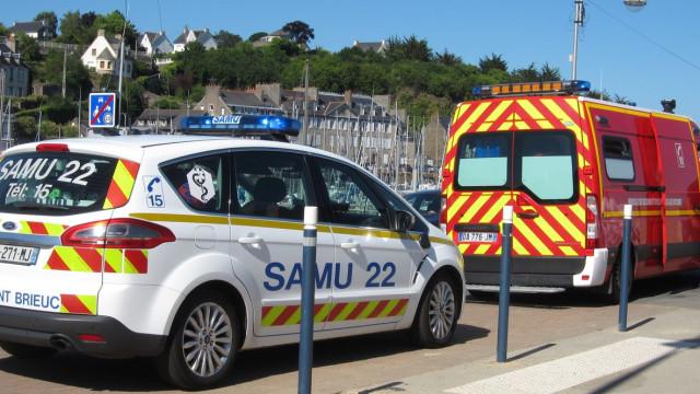 Três crianças morreram depois de barco se ter virado na costa francesa