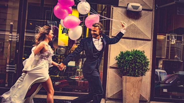 Diga sim! O casamento faz bem à saúde do seu coração