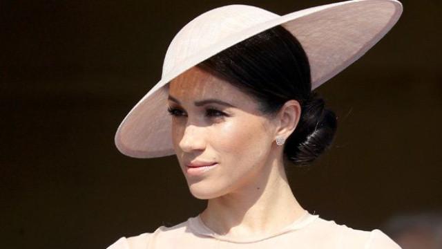 Tatuagens na cara? A duquesa Megan Markle está por trás da nova tendência
