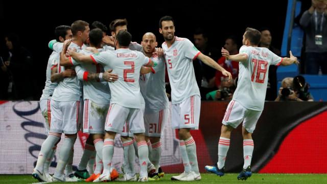 Diego Costa 'salvou' Espanha da 'teia' de Queiroz