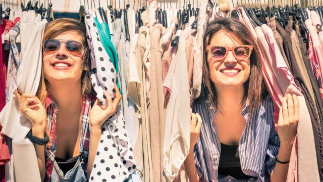 Mercado para venda de roupa vintage e em segunda mão regressa a Lisboa