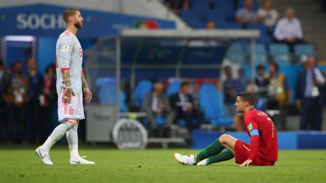 A curiosa razão por que Espanha lidera o Grupo B à frente de Portugal