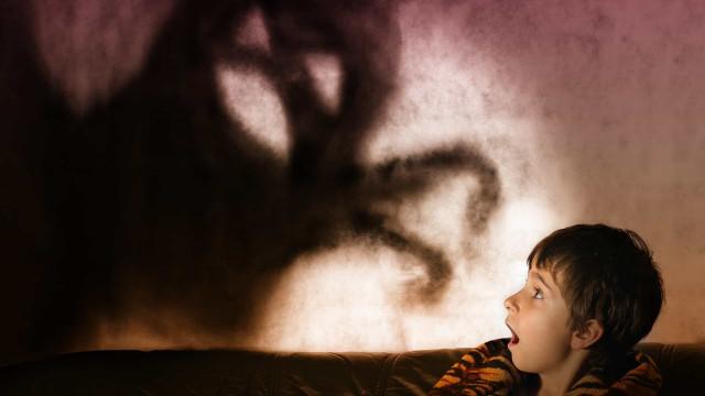 Os medos (irracionais) que todos têm durante a infância