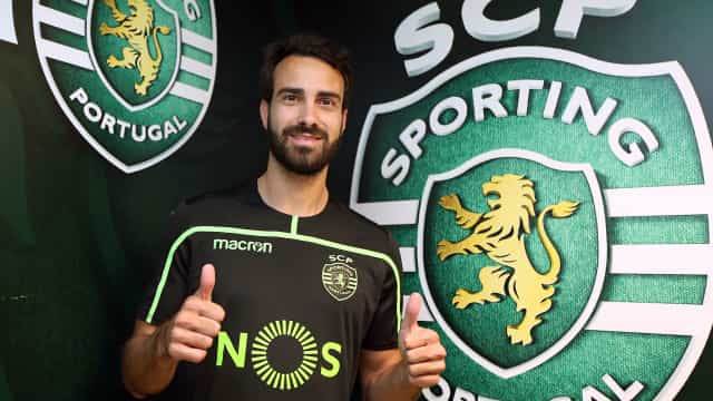 Marcelo já não é jogador do Sporting