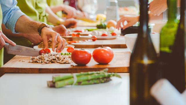 Sabores reais, cozinha ecológica. Ofereça o melhor ao seu paladar