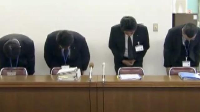 Japão: Multa e repreensão pública por sair 3 minutos antes para almoçar