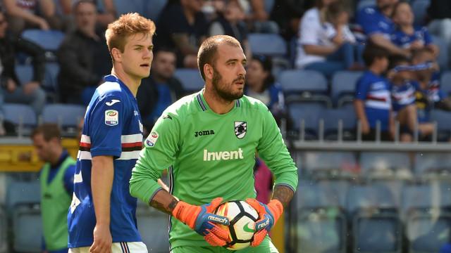 Viviano chegou a Lisboa para assinar pelo Sporting