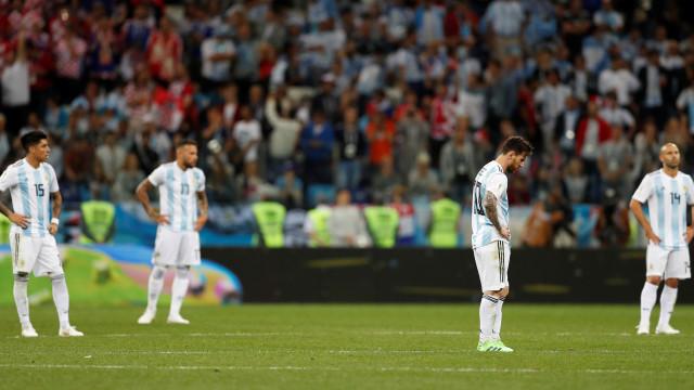 Argentina, quem és tu? Croácia deixa Messi com um pé fora do Mundial
