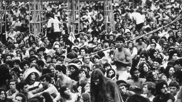 Escavações no Woodstock: O que terão os hippies deixado para trás?