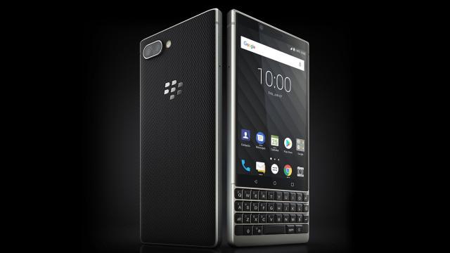 Novo BlackBerry já tem data de chegada