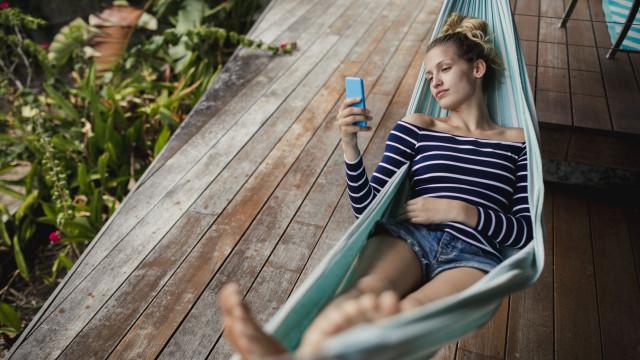 O que fazer para tirar férias do seu smartphone e da internet