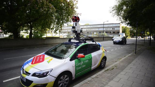 Carros da Google ajudarão a proteger o ambiente