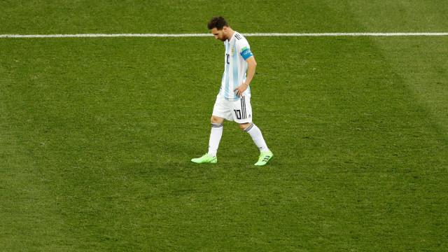 """""""Quem raio é Messi para não correr?"""""""