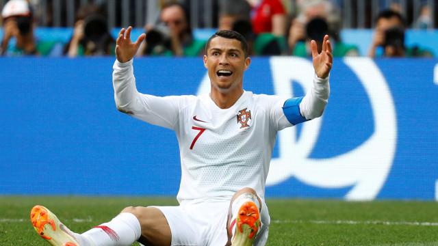 """""""Golos de Ronaldo nascem de bolas paradas, pénaltis ou erros"""""""