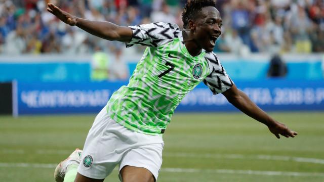 Nigéria bate Islândia e mantém Argentina na corrida pelos 'oitavos'