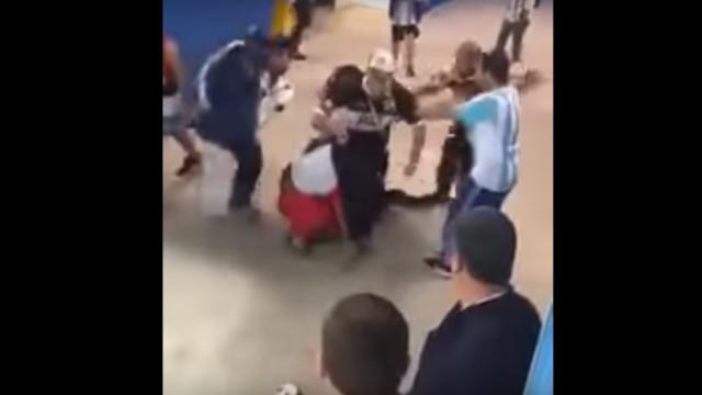 Mundial veste a capa da vergonha: Argentinos e croatas acabam ao pontapé