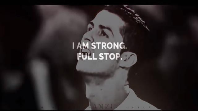 """Um """"lobo solitário"""": Este vídeo promete arrepiar Cristiano Ronaldo"""