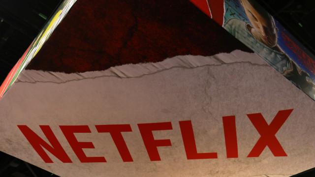 Queda de subscritores da Netflix dita deslize de 13% em bolsa