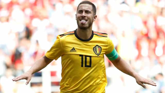 Bélgica volta a golear e elimina Tunísia do Mundial