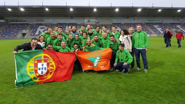 Portugal já foi campeão do Mundo de futebol... com um coveiro a titular