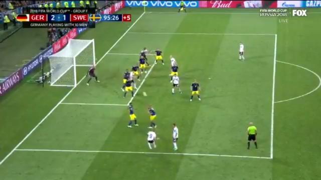 O golaço de Kroos que 'salvou' o sonho alemão
