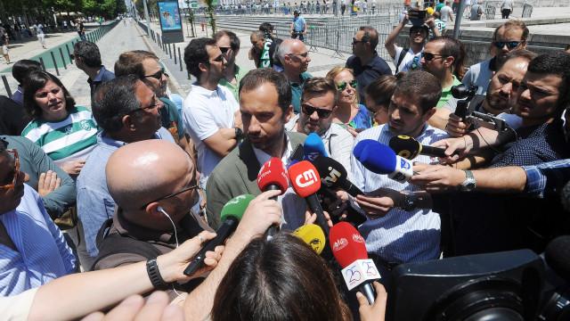 Frederico Varandas vai formalizar candidatura à presidência do Sporting