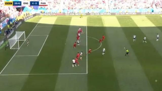 Inglaterra deu recital de futebol e 'afundou' ainda mais o Panamá