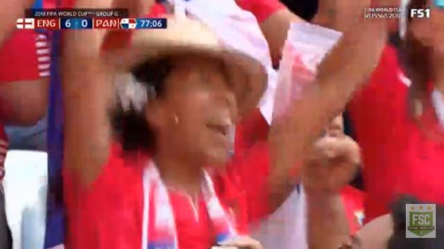 A perder por 0-6, Panamá marcou e festejou como se não houvesse amanhã