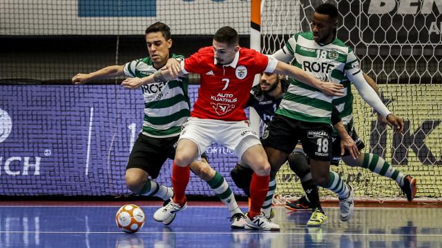 Sporting e Benfica à procura de ganhar vantagem na final do play-off