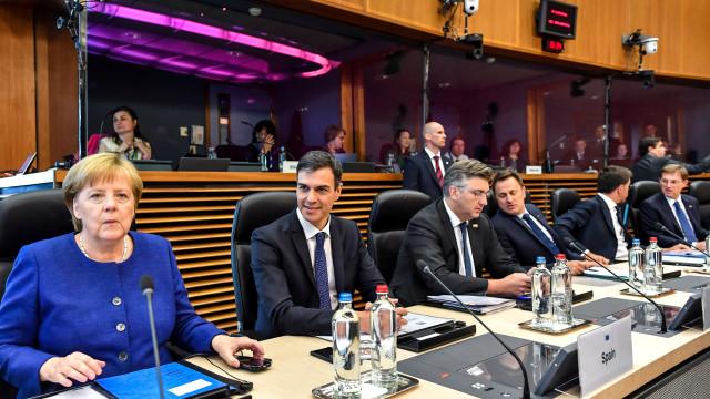 Líderes falam de progressos em cimeira informal sobre imigração