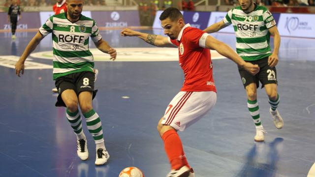 Duelo épico: Benfica assalta a casa do leão e está a um passo do título