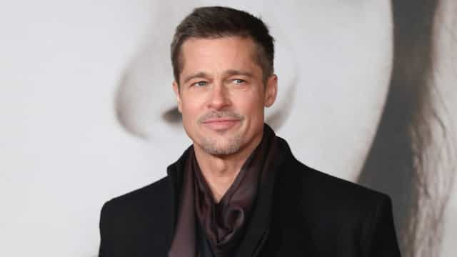 Pitt não podia estar mais feliz ao vencer 'batalha' em 'guerra' com Jolie