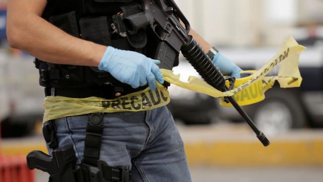 Nesta cidade mexicana, todos os polícias foram presos