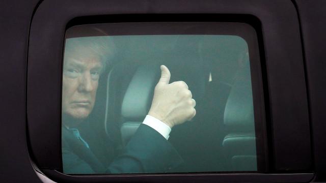 China e União Europeia condenam protecionismo comercial de Trump