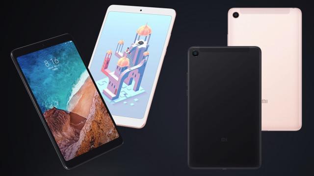 O Mi Pad 4 é o novo tablet da Xiaomi que vai querer considerar