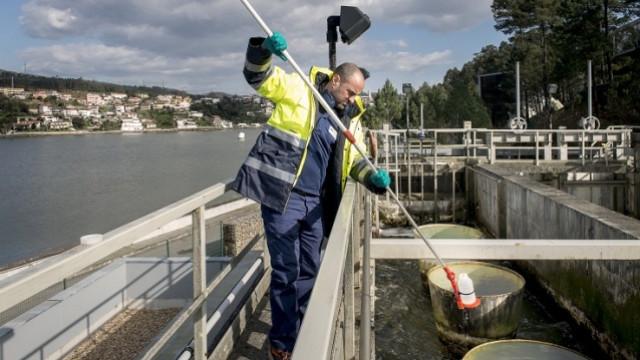Greve 'em carrossel' no grupo Águas de Portugal arranca hoje