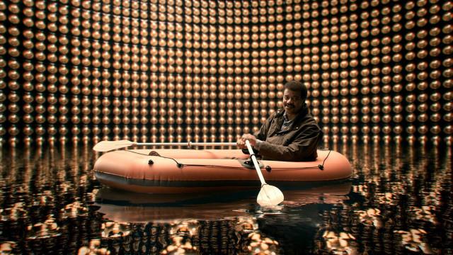 O laboratório surreal que está ajudar-nos a aprender sobre o Universo