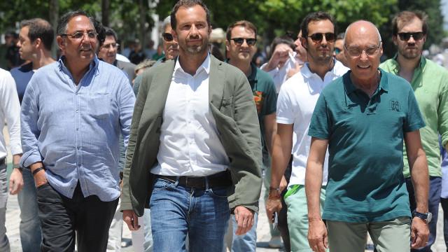 'Guerrilha' eleitoral: Varandas e Madeira Rodrigues trocam acusações
