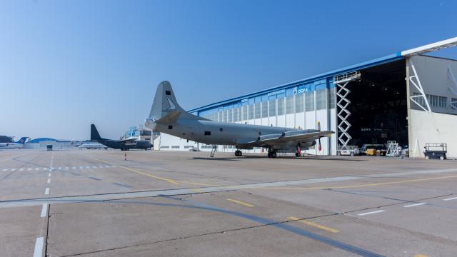 """OGMA """"está a colaborar com autoridades"""" sobre incidente com avião"""