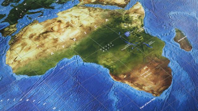 Exportações africanas subiram 2,1% em 2017