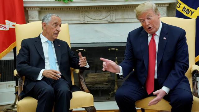 Donald Trump poderá visitar Portugal já em agosto