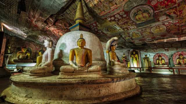 As mais incríveis atrações subterrâneas que deve visitar
