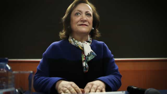 """Marques Vidal diz para não se deixar cair o """"retomar da confiança"""" no MP"""