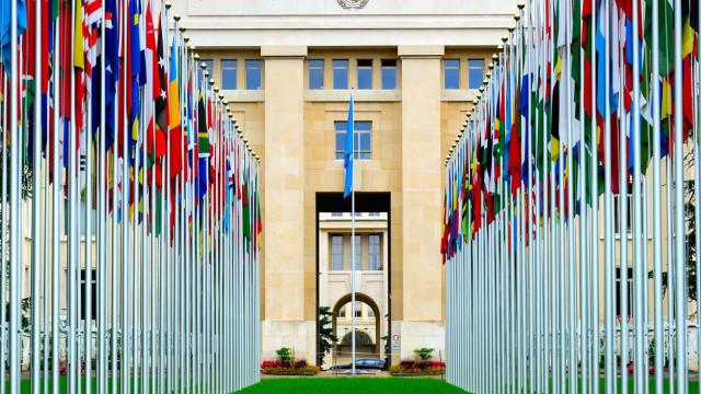 ONU não tem o direito de interferir nos assuntos da Birmânia