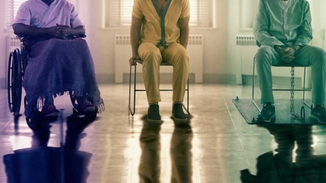 Já há cartaz para 'Glass', novo filme de Shyamalan. E vai matar saudades